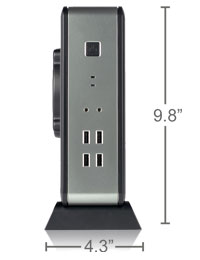 small PC dimensions