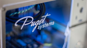 puget systems window chassis