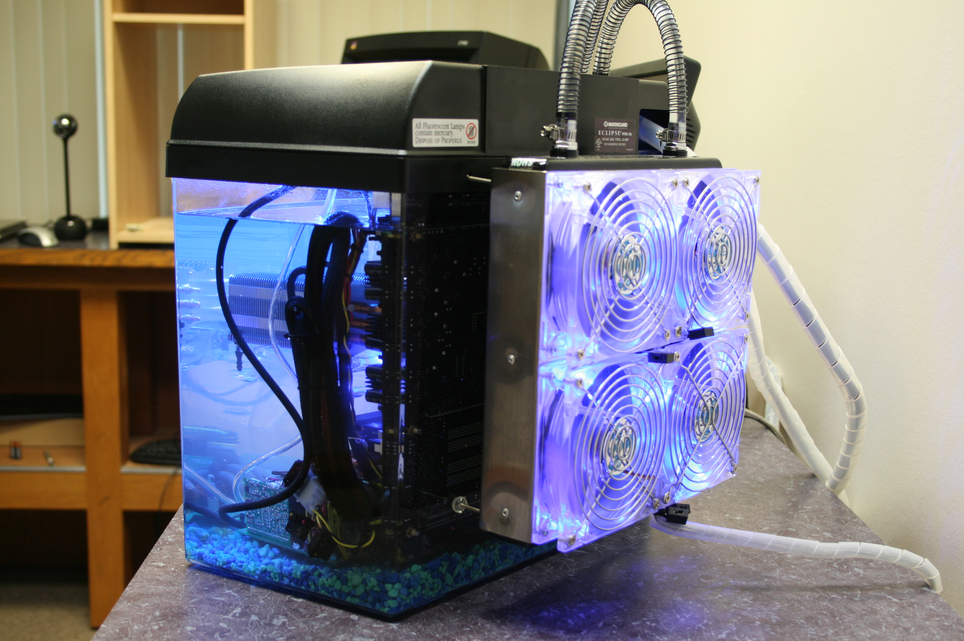 How To Install A Computer Water Cooling System Apps Directories #0356C8