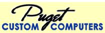 Puget Custom Computers Logo